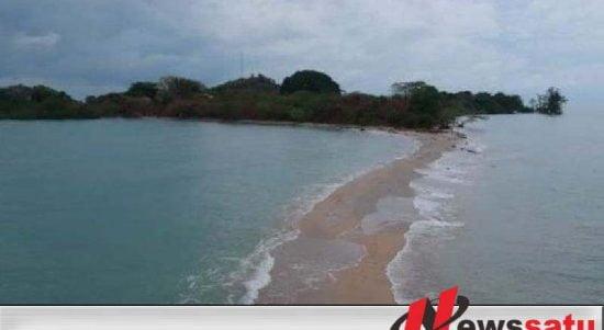 Pulau Maspari Ogan Komering Ilir Masuk Nominasi Surga Tersembunyi Terpopuler