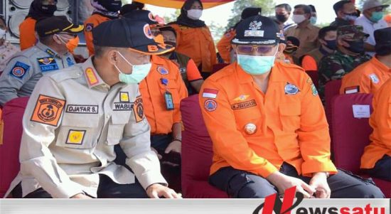 Sinergi Daerah Hadapi Ancaman Karhutla Di Ogan Komering Ilir