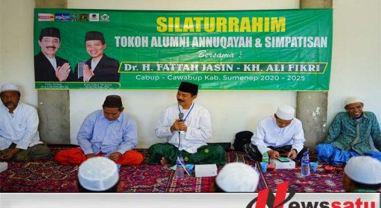 Tokoh Alumni Annuqayah Rapatkan Barisan Menangkan Fattah Jasin-Ali Fikri Di Pilkada Sumenep