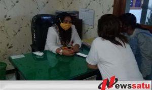Wali Murid Ngluruk Kantor Dispendik Kota Probolinggo