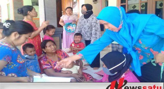Covid-19, Posyandu Melati Kota Probolinggo Jemput Balita