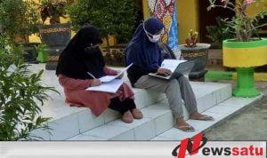 Kelurahan Gladak Anyar Pamekasan Sediakan Wifi Gratis Bagi Siswa