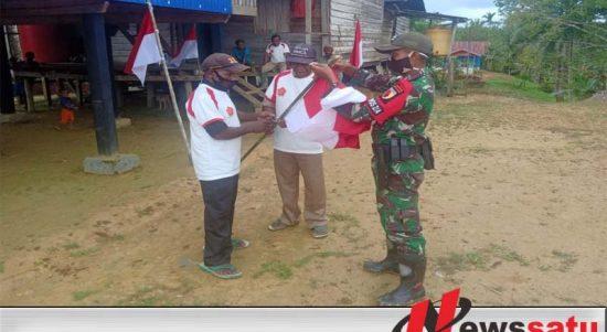 Merah Putih Berkibar Kokoh di Tanah Papua