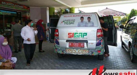 PCC terapkan Reward-Punishment, Mobil SiGAP Desa Bangkes Pamekasan Teraktif Melaporkan
