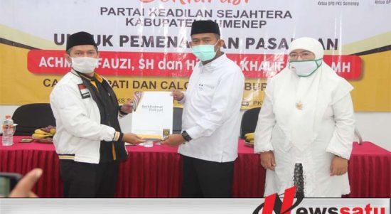 PKS Siap Menangkan Fauzi-Eva Di Pilkada Sumenep
