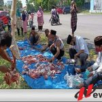 PWI OKI Salurkan Daging Hewan Kurban Untuk Seluruh Kalangan
