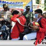 TNI Polri Bersinergi Bersama Pemkab Pamekasna Tangani Covid-19