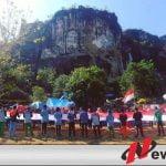 Tebing Cok Gunong, Potensi Alam Rahasia Kabupaten Pamekasan