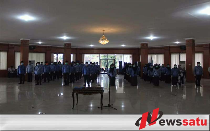 Wabup Ogan Komering Ilir Lantik 48 Pejabat Fungsional
