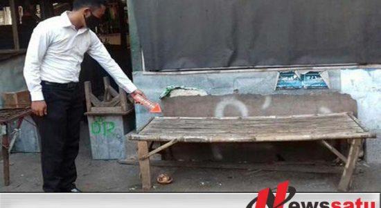Warga Kota Probolinggo Digegerkan Dengan Penemuan Mayat Di Pasar