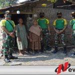 Yonarmed 12 Divif 2 Kostrad Bedah Rumah Tak Layak Huni Di Ngawi