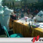 80 Prajurit Korem Jalani Swab Test Di Surabaya