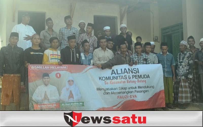 Achmad Fauzi Menjadi Inspirasi dan Motivator Bagi Pemuda Di Sumenep