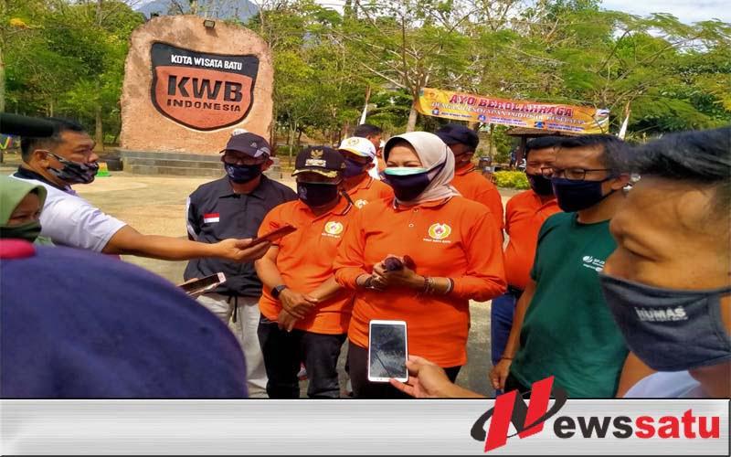 Atlet Dan Pelatih di KONI Kota Batu Diasuransikan Jaminan Kecelakaan Kerja dan Kematian