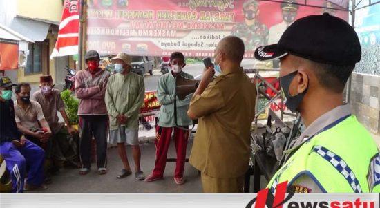 Covid-19, Pemkab Sumenep Lockdown 7 Desa Di Kecamatan Saronggi