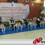 Gubernur Apresiasi Relawan Dan Bantu Alat Ventilator Rumah Sakit Rujukan di Madura