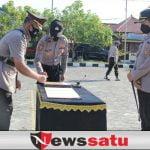 Kapolres Sampang Rotasi Pimpinan Polsek Jajaran
