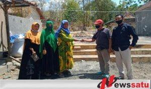 Komunitas Jum'at Sedekah, Santuni Korban Kebakaran di Omben