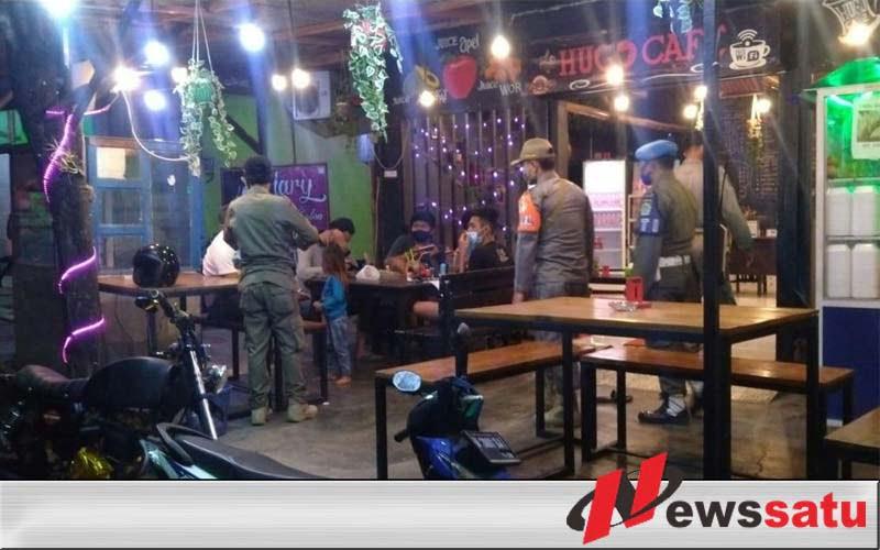 Langgar Prokes, Pemilik Cafe Di Pamekasan Kena Sanksi Administratif