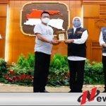 Moeldoko Ajak Budayawan Kampanye Jatim Bermasker