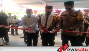 Nama Masjid Polres OKI, Ternyata Nama Gelar Sahabat Nabi
