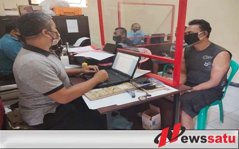 Polres Bondowoso Tangkap Tiga Residivis Pelaku Curwan