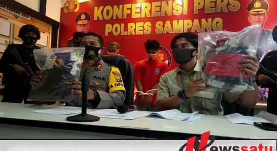 Seorang Ayah Di Sampang Perkosa Anak Tirinya Hingga 25 Kali
