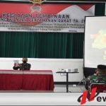 Sosialisasi Siapkan Wilayah Pertahanan Darat Di Malang