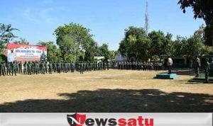 TNI POLRI Di Pamekasan Kompak Libas Covid