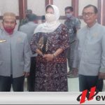Keterangan foto: Giat silaturahmi dan sarasehan FKUB se-Malang Raya di Graha Pancasila Balakota Batu yang dibuka Walikota Batu, Dra Hj Dewanti Rumpoko MSI, Kamis (10/9/2020).