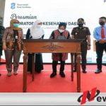 Warga Surabaya Dapat Gratis Tes Swab