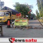 Hati-hati Bagi Pengendara Di Kota Probolinggo Saat Melintas Di Jalan Wijaya