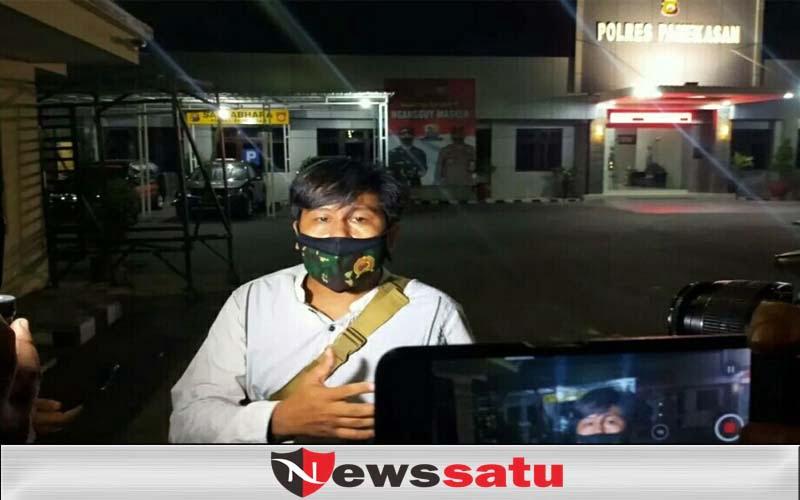 Jadi Korban Penganiayaan, Wartawan Indosiar Lapor Ke Polres Pamekasan