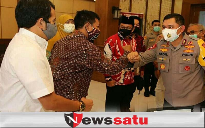 Kapolda Lakukan Rotasi Kapolres Di Jawa Timur