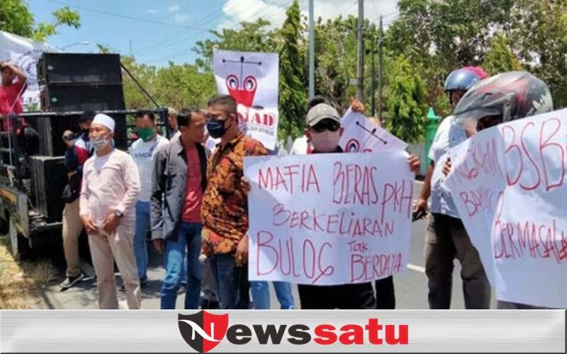 Marak Mafia Beras, Aktivis Luruk Bulog Pamekasan