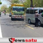 Rawan Kecelakaan, Satlantas Plototi Black Spot di Sampang