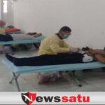 Wartawan Dan Polisi Di Kota Probolinggo Sumbangkan Darah