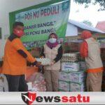 Giliran SRPB Jatim Gelontorkan Bantuan Korban Banjir Pasuruan