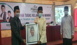 Ini Kata Achmad Fauzi Pada Relawan Mamak Sumenep