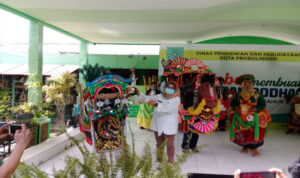 Disdikbud Kota Probolinggo Gelar Lomba Jaran Bodhag