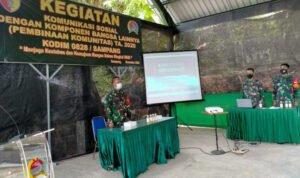 TNI Solidkan Komponen Bangsadi Sampang