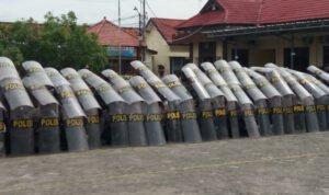 Pilkada Serentak Di Jatim, Polres Sampang Siagakan 104 Personil