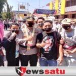 Ini Pesan AKBP Ambariyadi Wijaya Sebelum Meninggalkan Polres Probolinggo Kota