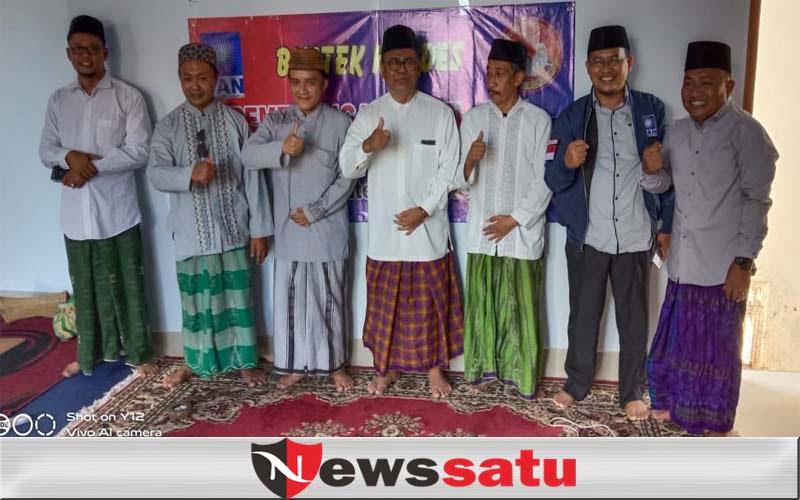 PAN Ajak Warga Menangkan Fauzi-Eva Di Pilkada Sumenep