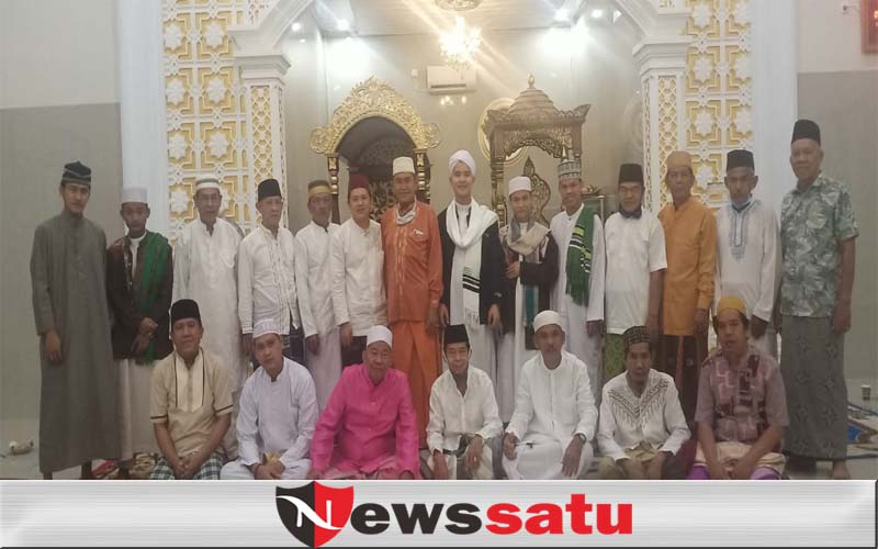 Peringatan Maulid Nabi Muhammad SAW Di Masjid Al-Azhar OKI