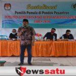 Sasar Pemilih Pemula, KPU Bersama PWI Sumenep Gelar Sosialisasi Pilkada Di Pondok Pesantren