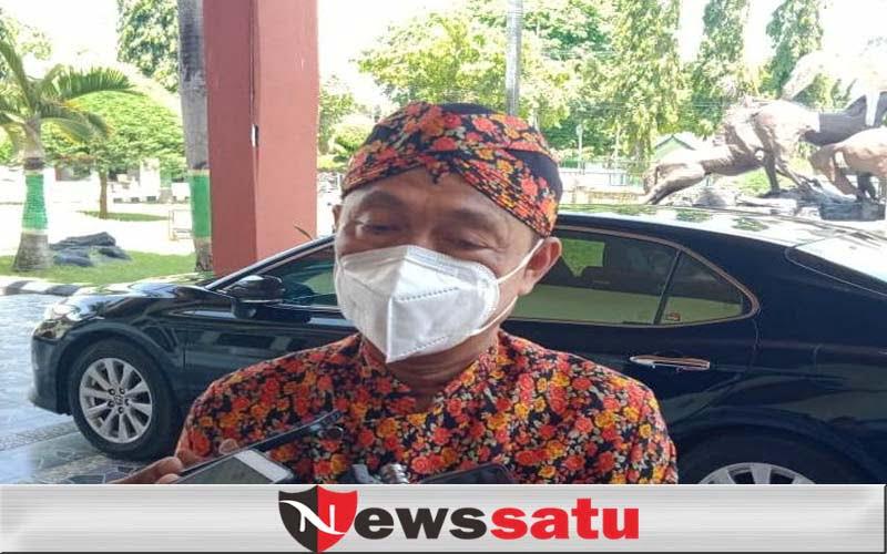 Sekretaris Daerah Pemkab Sumenep Edy Rasiyadi