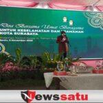 Surabaya Doa Bersama Serentak Untuk Keselamatan