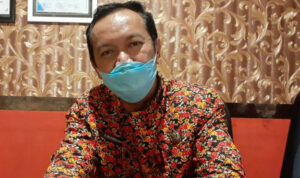 Kepala BPBD Kabupaten Sumenep Rahman Riadi