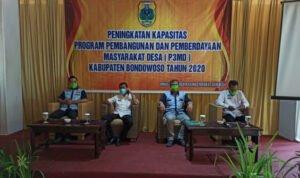 Pandemi Covid-19, Kadis DPMD Minta Pendamping Desa Berikan Contoh Prokes